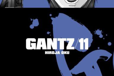 Recenze jedenáctého svazku mangy Gantz
