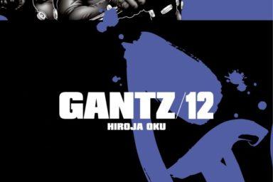 Recenze dvanáctého svazku mangy Gantz