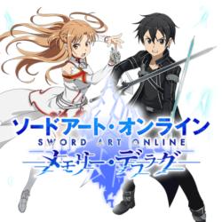 Nová mobilní hra Sword Art Online: Memory Defrag