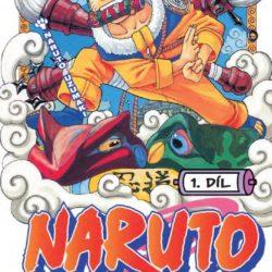 Recenze svazků jedna až tři mangy Naruto