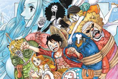Příběh One Piece je teprve ve dvou třetinách