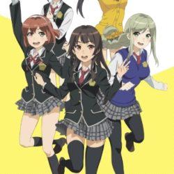 Mobilní hra Schoolgirl Strikers dostane anime