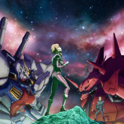 Gundam se dočká další webové série