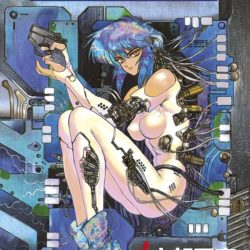 Recenze mangy Ghost in the Shell