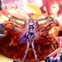 Více anime a her pro Muv-Luv