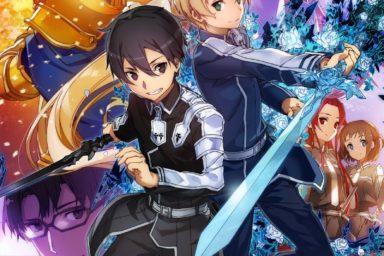 Více anime pro Sword Art Online