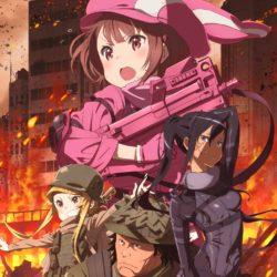 Gun Gale Online v první upoutávce