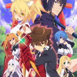 Novinky okolo anime High School DxD Hero