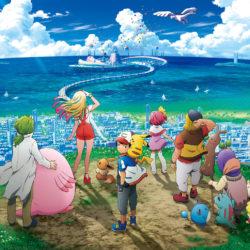 21. Pokémoní film se představuje