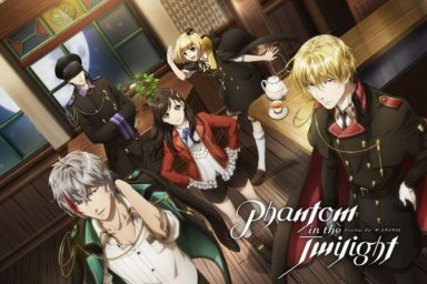 Oznámeno anime Phantom in the Twilight