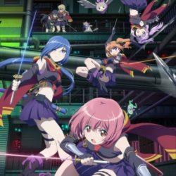 Nové anime od autora mangy Yuruyuri na podzim