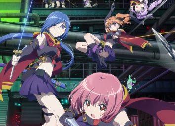 Nové anime od autora mangy Jurujuri na podzim