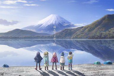 Díky anime Juru Camp se prudce zvýšila popularita zimního kempování