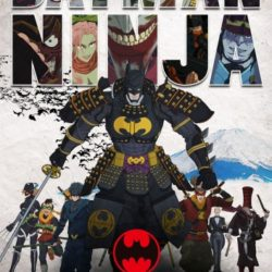 Ninja Batman se ukáže ve feudálním Japonsku