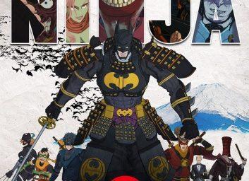 Nindža Batman se ukáže ve feudálním Japonsku