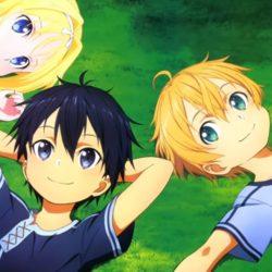 Anime Sword Art Online 3 a nový Kirito