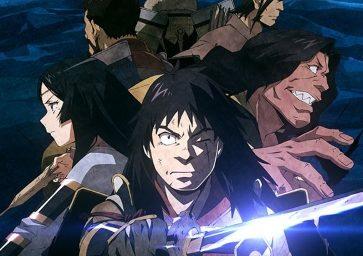 Historické anime Angolmois se představuje ve třetí upoutávce