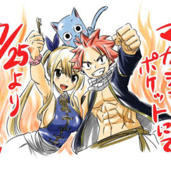Manga Fairy Tail bude pokračovat
