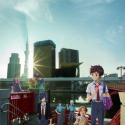 Ikuhara chystá nový jarní seriál
