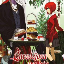 Recenze úvodu manga série Čarodějova nevěsta