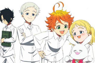 Rozhovor s tvůrci anime Jakusoku no Neverland