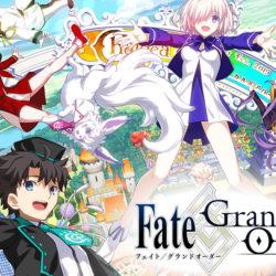 Fate/Grand Order oslavuje a přináší novinky