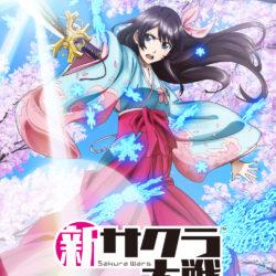 Shin Sakura taisen na TGS a oznámení anime