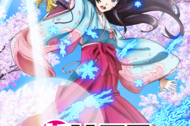 Šin Sakura taisen na TGS a oznámení anime