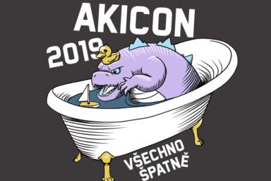 Akicon 2019 aneb Všechno špatně