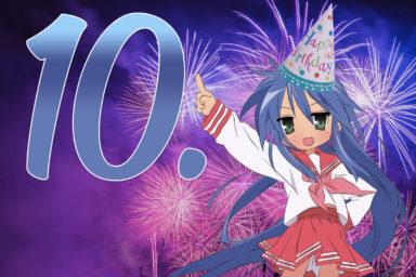Deset let je dlouhá doba (Konata má narozeniny)